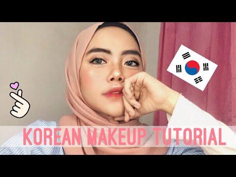 Korean Makeup Tutorial (bahasa indonesia) | Shafira Eden