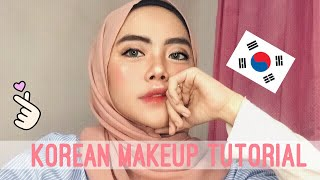 Korean Makeup Tutorial (bahasa indonesia) | Shafira Eden