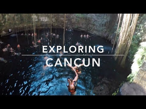 Exploring Cancun by Dush Vyas | Top Attractions | Travel Vlog