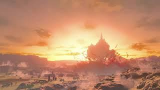 The Legend of Zelda Breath of the Wild 2 (E3 2021 Trailer) Music
