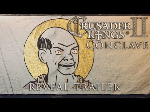 Crusader Kings 2 - Conclave Reveal Trailer