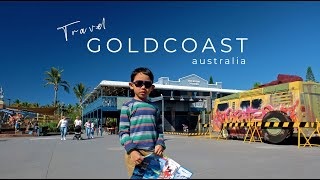 TRAVEL - Goldcoast and Brisbane, Australia