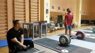 Ильин - подготовка к Олимпиаде началась !