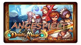 DAWN OF MAGIC || Angespielt | Deutsch