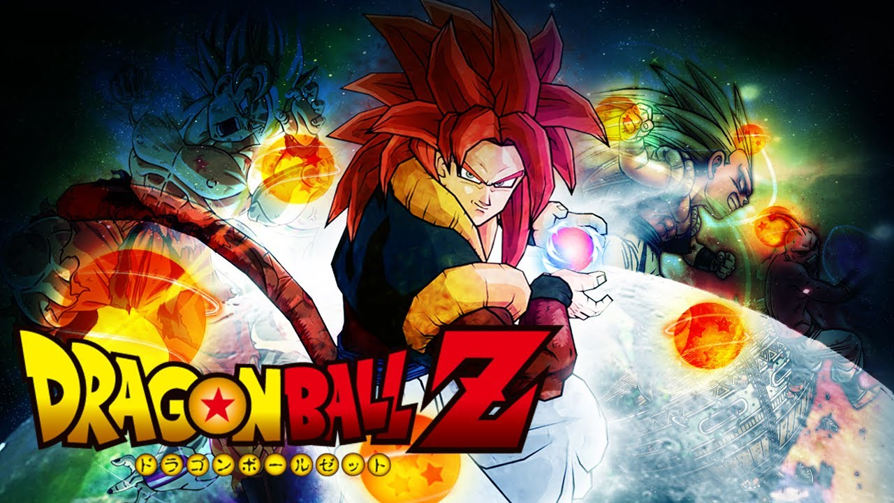 New dragon ball z series youtube for Chambre dragon ball z
