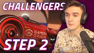 Wirtual Casts Trackmania Grąnd League Challengers - Step 2