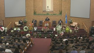 RAW VIDEO: Funeral Service For Botham Jean Begins