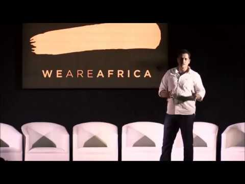 Damien Mander - We Are Africa Conservation Lab 2015