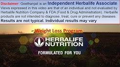 Herbalife Diet Plan - Weight Loss Program