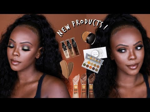 NYX Can't Stop Won't Stop Foundation + Jaclyn Hill Vault Palettes | Worth your money ?!