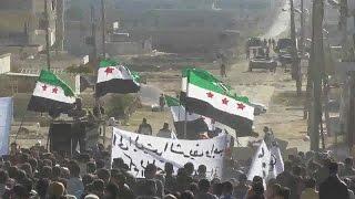حتى الحرية.. الثورة السورية تدخل عامها السابع - من تركيا