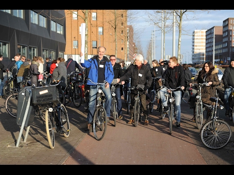 Duurzame tour IJburg 28 januari 2017