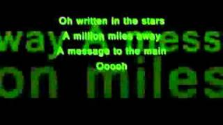 WWE WrestleMania 27 Theme Song - Written In The Stars w/Lyrics!