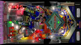 Monopoly (Stern 2001)  VPX Pinball