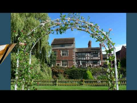 Shrewsbury Wedding Venues Albright Hussey Manor Hotel Wedding Venues Shrewsbury