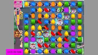Candy Crush Saga Level 1298 NO BOOSTERS