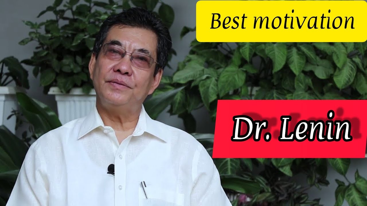 Khatning Dana Khat Pa Natte    Dr. Lenin    Motivation speech video