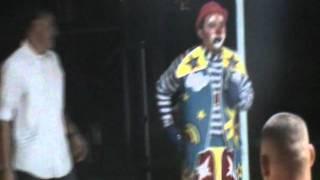 Imitando a Juan Gabriel Payaso coroncoro en Dallas Tx.