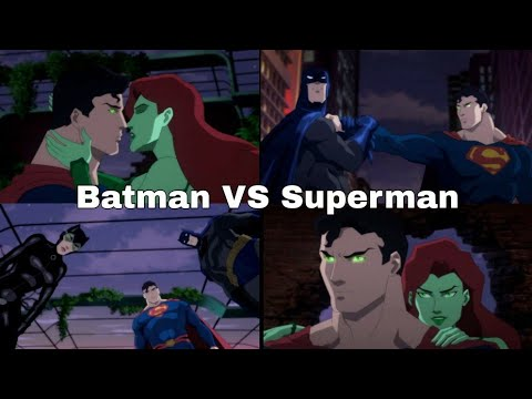 Batman Vs Superman 2019 Batman Hush Hd Poison Ivy Vs Catwoman Youtube
