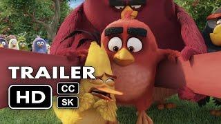 Gambar cover The Angry Birds Movie Trailer #1 - Slovenské titulky