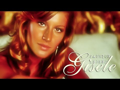 GISELE BÜNDCHEN - The History of Fashion