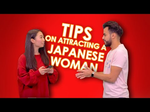 Tips on Attracting a Japanese Woman