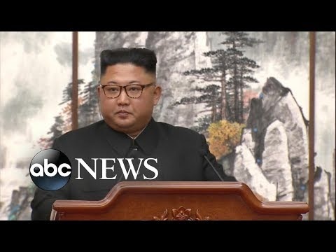 Trump reacts to new North Korea denuclearization promises