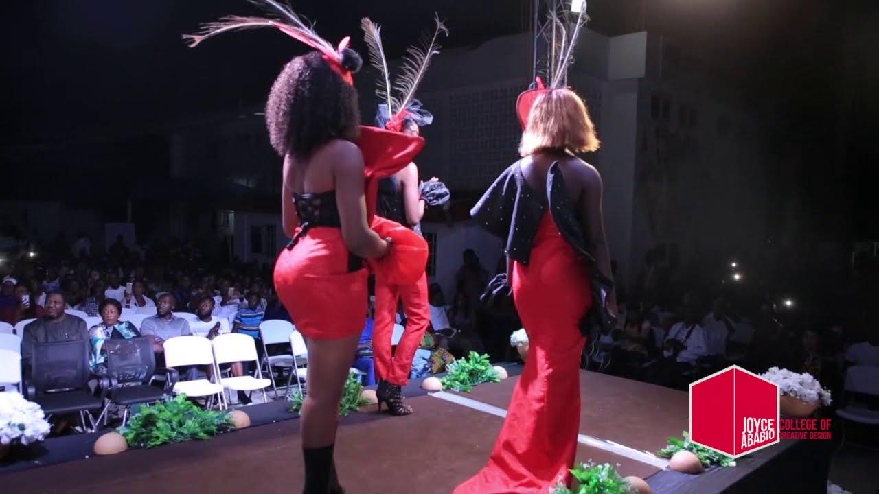 Jaccd 2019 Graduation Fashion Show Youtube