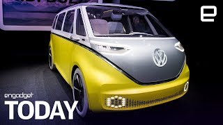 Volkswagen's electric microbus will be US-made | Engadget Today