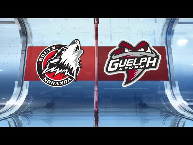 Rouyn-Noranada Huskies Advance To Memorial Cup Final With Win Over Guelph Storm