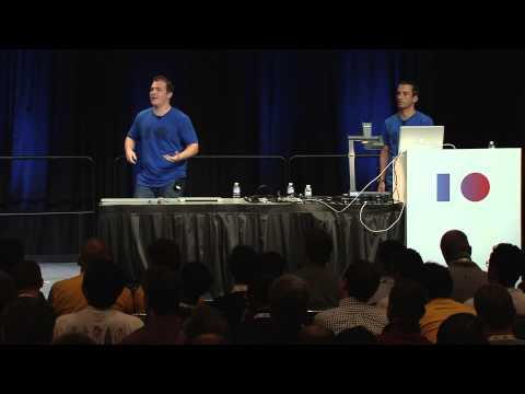 Google I/O 2013 - Mobile, Web and Cloud - The Triple Crown of Modern Applications