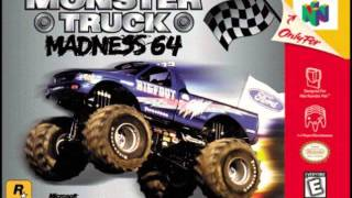 Monster Truck Madness 64 Soundtrack [New HQ Version]