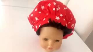 Pratik mutfak şapkası, Aşçı sapkası yapımı