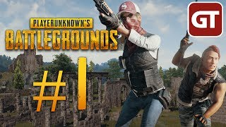 Thumbnail für das Playerunknown's Battlegrounds - PUBG Let's Play