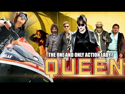 Queen (2015) Full Hindi Dubbed Movie | Dubbed Hindi Movies 2015 Full Movie | Malashri, Rahul Dev
