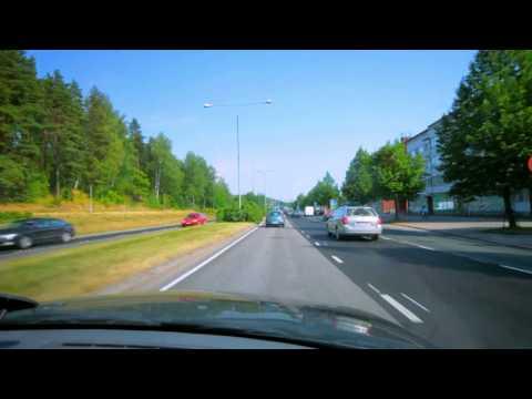 Road trip - Finland, Lahti