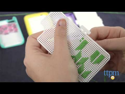 Make Your Case Phone and iPod Case Needlepoint from The Maya Group