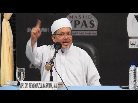 KH. Dr. Tengku Zulkarnain, MA - Wali Allah vs Wali Setan