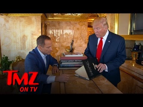 Harvey Levin Gets Personal With Donald Trump | TMZ TV