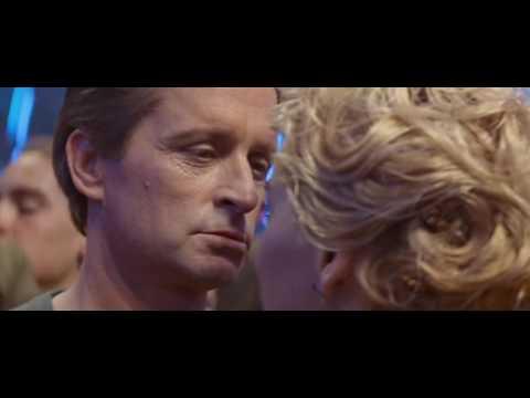 El Sexy Baile de Sharon Stone y Michael Douglas en Instinto básico