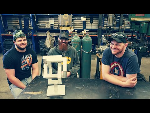 The Art of Welding – Northwest Iowa Community College (NCC)