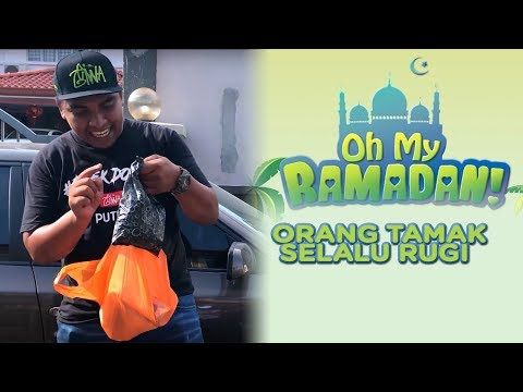 Orang tamak selalu rugi | Oh My Ramadan I Bell Ngasri, Rykarl Iskandar, Ali Puteh