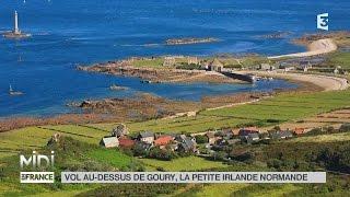 LE FEUILLETON : Vol au-dessus de Goury, la petite Irlande Normande