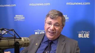 From MTSU On the Record: Government Response to Disasters with Dr. John Vile