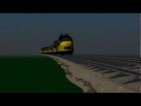 Radio opname einde treinkaping De Punt 11 juni 1977