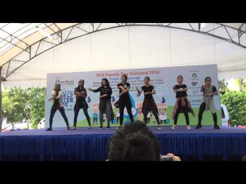 AG Home Girls KPOP performance @ PCS Family Day Carnival (12032016)