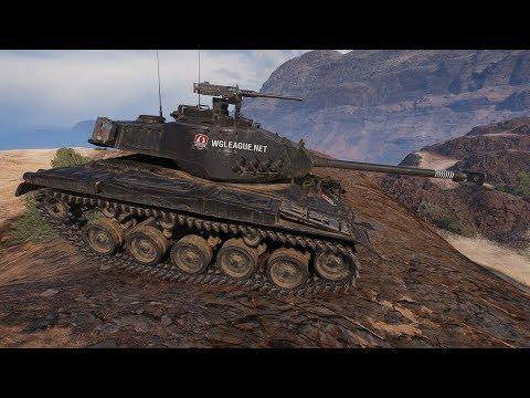 M 41 90 GF 9 frags 5110 dammage 3683 spotting 2012 base xp   World of Tanks