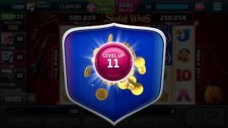 Slotomania $ Sinful Wins 🎰 Android Gameplay Vegas Casino Slot Jackpot Big Mega Wins Spins