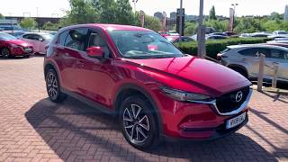 Mazda CX-5 Cx-5 Estate Sport Nav - MV18EWJ