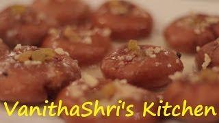 Badusha Balushahi Recipe
